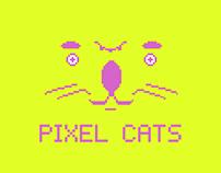 Pixel Cats!