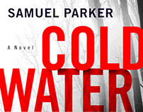 Cold Water, Mystery Book Cover