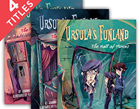 URSULA'S FUNLAND series