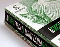 Crise fiscal e monetária brasileira | Capa de livro