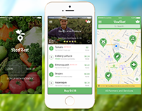 Eco Food Delivery Application