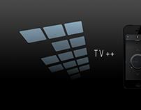 Sony TV++ Interface Study