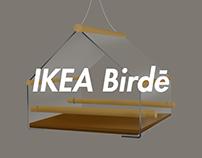 IKEA Education - Birdē bird feeder and application