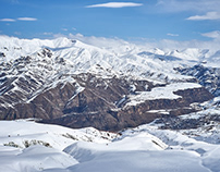 Armenian snow