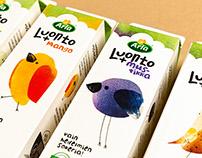 Arla Luonto+ Yoghurt