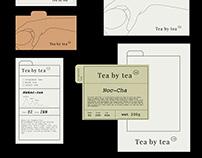 Tea Lab | Visual Identity