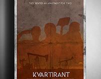 Kvartirant Movie Poster