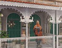 Oman Tv Ramadan Idents