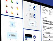 Lintell Solutions Branding