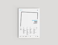 Diseño del cartel, aplicaciones y gráfica de la expo