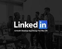 Linkedin Design Concept
