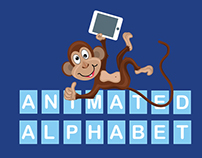 Animated Alphabet Tablet Application