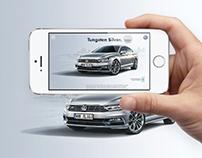 VW Passat Layar Campaign