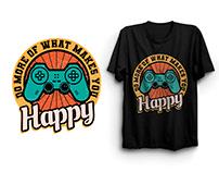 Retro T-shirt Design