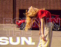 SEAT LEON - BORN IN THE SUN
