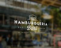 Hamburgueria Beirã - O novo tradicional