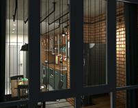 Проект интерьера / interior project