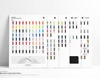 Bandbreite (Chart) — #AppleWatchBands
