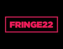 FRINGE22 Particular Logo