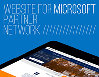 Microsoft Partner Website