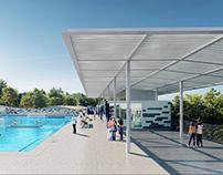 Chadwick School Aquatic Wellness Center Palos Verde, CA