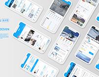 GoMySki App Design