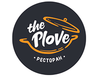 "logo concepts for ""The Plove"" restaurant"