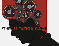 The Imitation Game [poster]