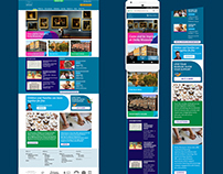 Website redesign for Derby Museums