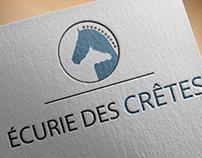 Logo (Ecurie des crêtes)