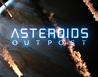 Atari ® ASTEROIDS Outpost Game Trailer