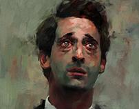 Portrait / Detachment in Adrien Brody