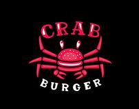 Crab burger - Delicious seafood