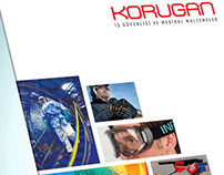 Catalog Design & Shooting / Korugan Safety Equipment