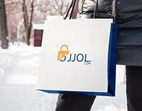 Ujjol.com (Online Shop Logo )