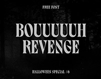 Bouuuuuh Revenge - Free Font