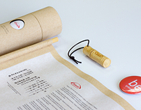 Sustainable Induction Kit Packaging | Takeda