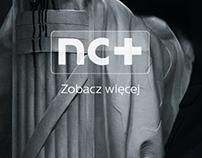 nc+ television branding