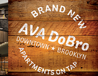 AVA DoBro Event Graphics