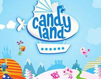 Candyland - packaging rebrand