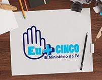 Criação de Logo Projeto Eu + Cinco