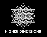 Identidad Corporativa de Studio Higher Dimensions