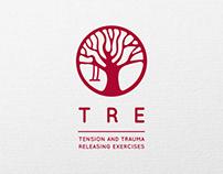 """Logotipo """"T.R.E."""""""