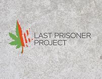 """Logo design for """"Last prisoner project"""""""