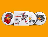 Howard Jones 'Best' CD packaging