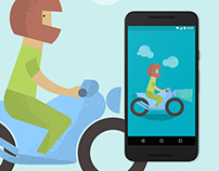 Karkoona - Android app illustrations