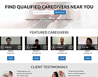 Meetcaregivers Pitch Demo