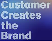 The Customer Creates the Brand_IG