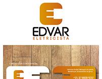 Logo - Edvar Eletricista