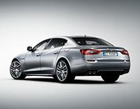 Maserati QP CGI